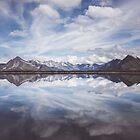 Lake Reflection by ewkaphoto