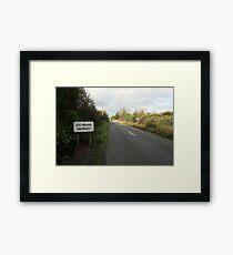 Kilmaley Framed Print