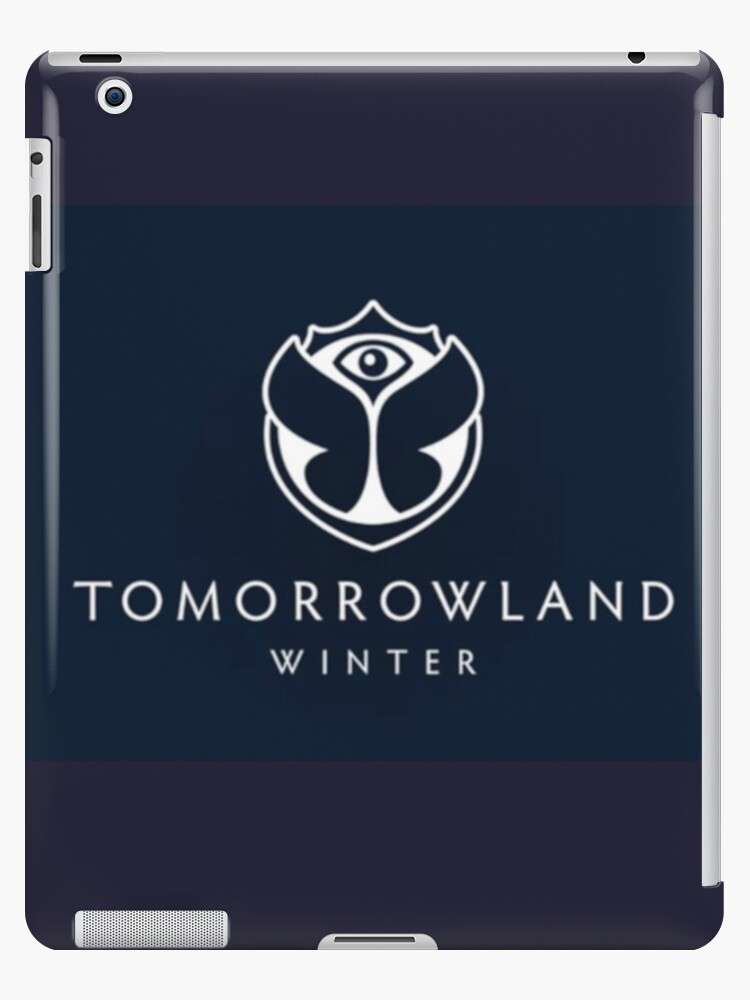 223bcbb0 Vinilos y fundas para iPad «TOMORROWLAND INVIERNO 2019 ALPES D HUEZ ...