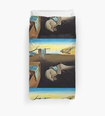 DALI, Salvador Dali, The Persistence of Memory, 1931 Duvet Cover