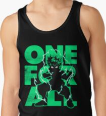 One For All - Hero Tank Top