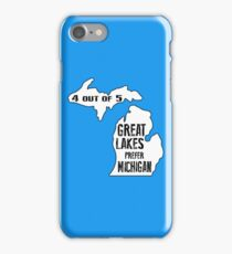 Prefer Michigan iPhone Case/Skin
