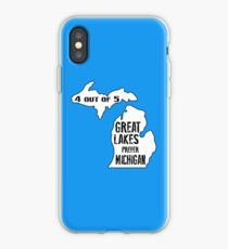 Prefer Michigan iPhone Case