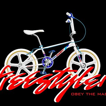 haro master freestyler (white) by douchebag99