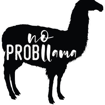 No Prob Llama by kamrankhan
