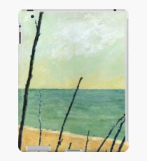 Branches on the Beach iPad Case/Skin