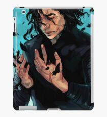 disintegration iPad Case/Skin