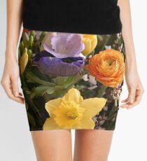 A Bouquet full of Spring Mini Skirt