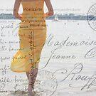 Feminine IV by Angela King-Jones