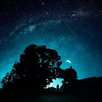 the arc of stars by DyrkWyst