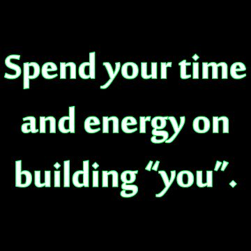 Time And Energy (Quote) by TheImmortalKing