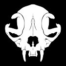 Cat Skull by DeguArts