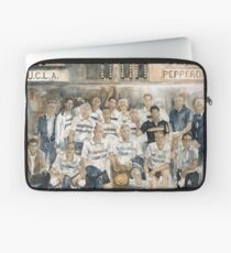 1978/2018 Waves Volley Ball Team Beats UCLA Laptop Sleeve