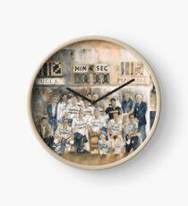 1978/2018 Waves Volley Ball Team Beats UCLA Clock