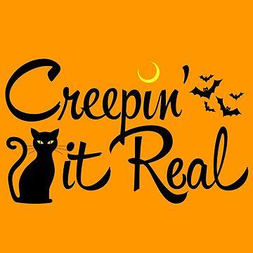Creepin' It Real by AngryMongo