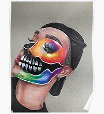 James Charles; Pop of Color Poster