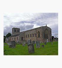 Norham Church Photographic Print