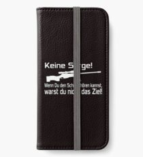 Sniper iPhone Wallet/Case/Skin