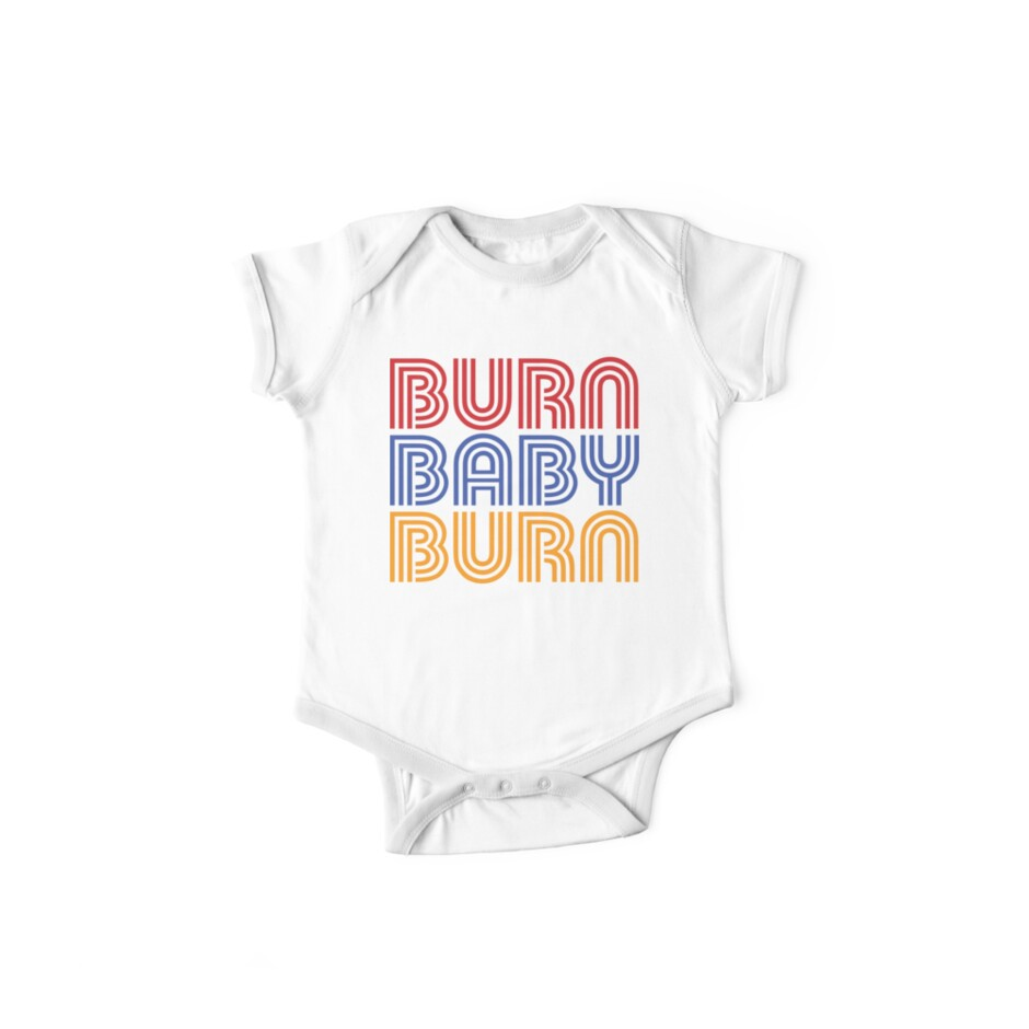 BURN BABY BURN by forgottentongue