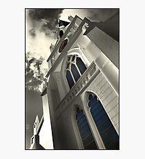 HISTORIC BUILDING Photographic Print