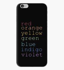 roygbiv iPhone Case