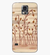 Mini leaves Case/Skin for Samsung Galaxy