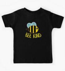 Bee Kind, Be Kind Kids Tee