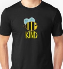 Bee Kind, Be Kind Unisex T-Shirt