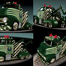 Get That Toad! 1956 Ford F500 tow truck by CWR63