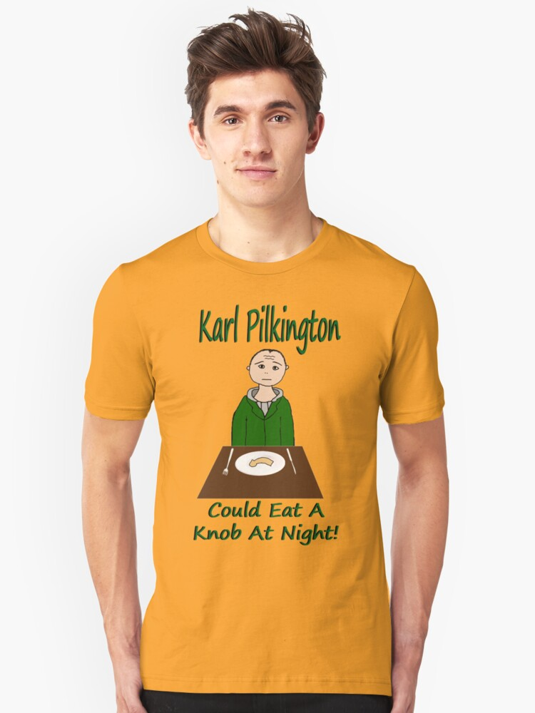 I Could Eat A Knob At Night! Unisex T-Shirt Front