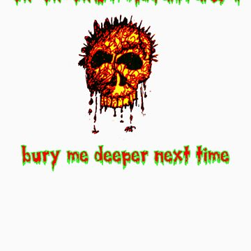 bury me deeper by darkspark