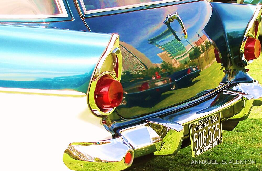 car reflections by ANNABEL   S. ALENTON