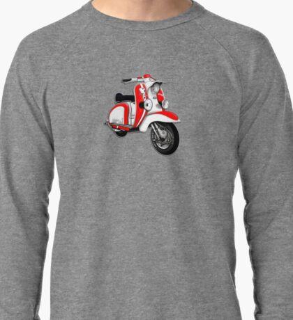 Scooter T-shirts Art: TV 175 Series 1 Mod style racer. Lightweight Sweatshirt
