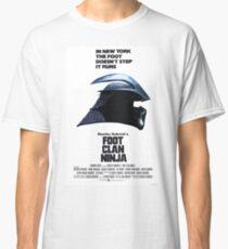 Stanley Kubrick's Foot Clan Ninja Classic T-Shirt