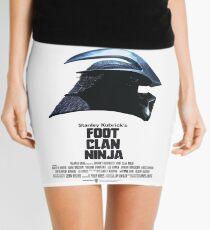 Stanley Kubrick's Foot Clan Ninja Mini Skirt