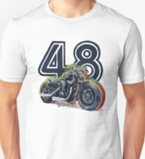 Harley Davidson 48 Unisex T-Shirt