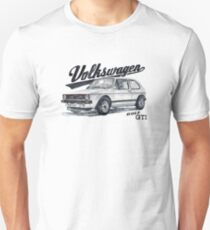 Volkswagen golf GTI T-Shirt