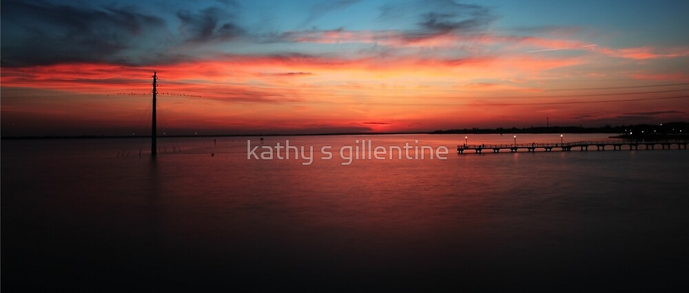 Peace River  by kathy s gillentine