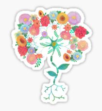 Neuron Bouquet Sticker