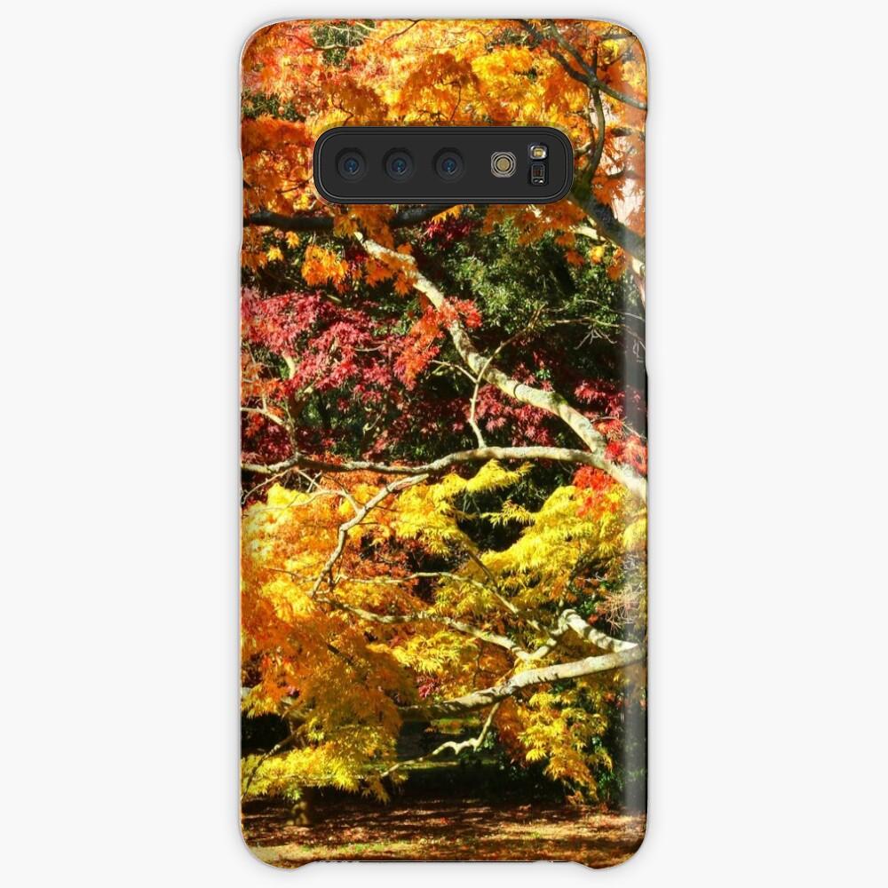 Autumn Acer Glade Case & Skin for Samsung Galaxy
