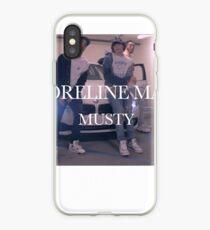 Shoreline Mafia Musty Rap Hip Hop Falle LA Design iPhone-Hülle & Cover