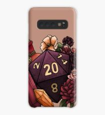 Sorcerer Class D20 - Tabletop Gaming Dice Case/Skin for Samsung Galaxy