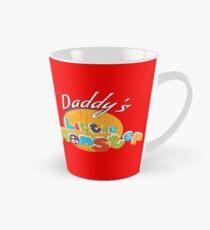 Daddy's Little Monster Girl Tall Mug