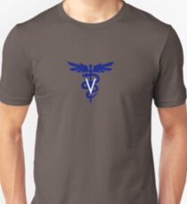 veterinary logo 1 Slim Fit T-Shirt
