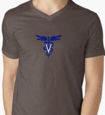 veterinary logo 1 Mens V-Neck T-Shirt
