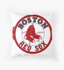 Boston Red Sox 11 Throw Pillow