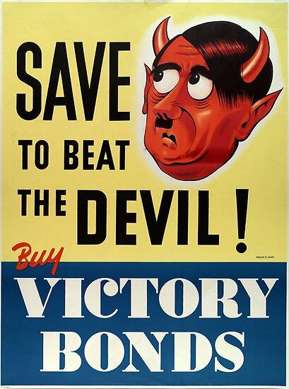 Quot Ww2 Propaganda Print Vintage Reproduction Propaganda