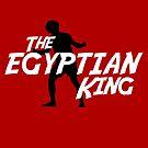 «Mo Salah - El rey egipcio - LFC / Liverpool FC / Egipto» de Conor Crosbie