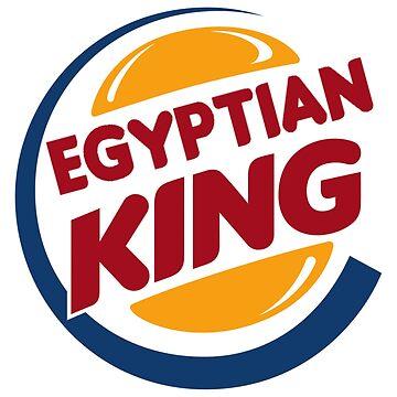 Rey egipcio - Mo Salah - LFC / Liverpool FC / Egipto de ConArtistLFC