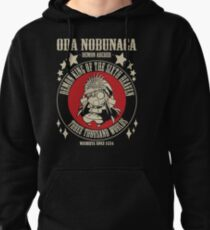 Oda Nobunaga - Demon Archer  Pullover Hoodie
